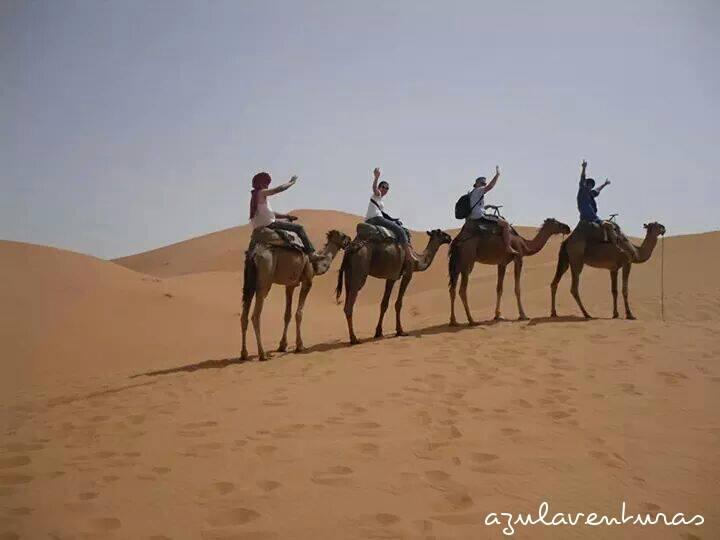 'Viajes a Marruecos' con AzulAventuras