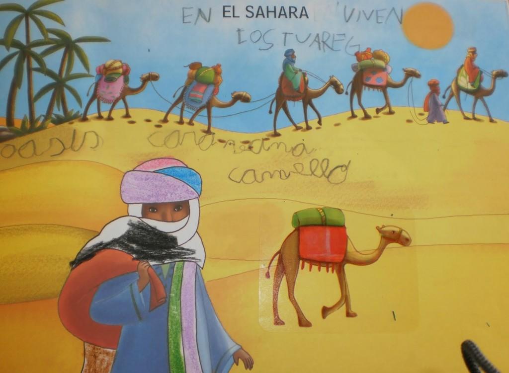 libro tuareg