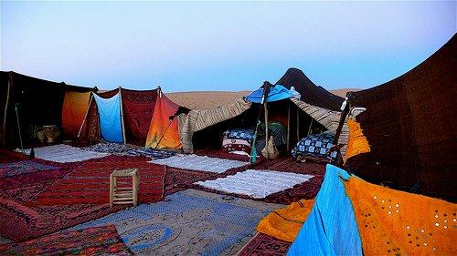 desierto haima marruecos